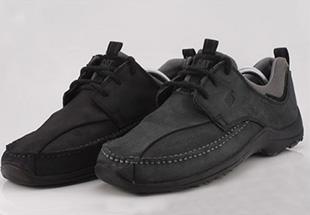 Очищение обуви от соли