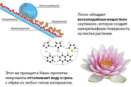 Nano Пропитка Схема